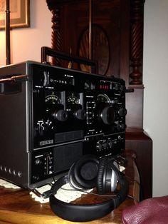 Sony CRF 320K shortwave