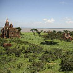 Myanmar , Road to Mandalay, Mandalay-Bagan-Mandalay