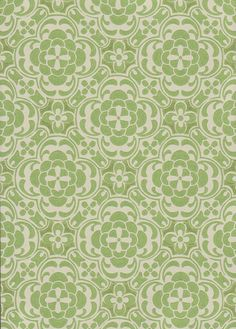Green Pattern :)