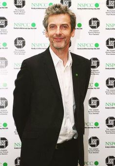 Peter Capaldi, Scottish actor and the twelfth Dr Who, and the second Scotsman to play the part.