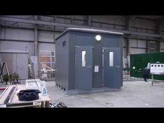 Fortress™ Industrial Housing Walkthrough - http://www.youtube.com/watch?v=-nLBpJy-9_E #IndustrialHousing #EquipmentHousing #GlasdonUK