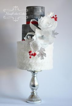 Divine Wedding Cake