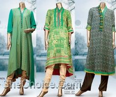 J. Junaid Jamshed Latest Winter Collection2