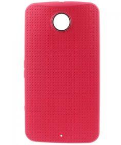 Motorola Nexus 6 TPU Case Roze