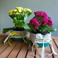 Flower Pots, Flowers, Handmade Crafts, Flower Vases, Container Plants, Plant Pots, Florals, Home Crafts, Flower