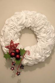 Das Weihnachstfieber ist weiter gestiegen und eine Heilung ist auch nicht in Sicht! Vollkommen inspiriert von HIER, trabte ich in den Bas...