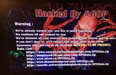 Sony Entertainment Hacked by GOP