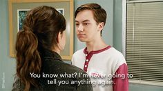 """S4 Ep7 """"Highs and Lows"""" -  #TheFosters"""
