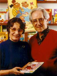 """Jan Berenstain, co-creator of the famed """"Berenstain Bears"""" books, has died. She was 88."""