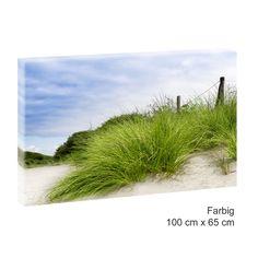 Strandübergang -Bilder von Querfarben Poster Nordsee Leinwand XXL100cm*65cm 543