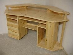 DIY Corner Desk Plans | ... research index woodworking plans sheldon designs ted wood plans