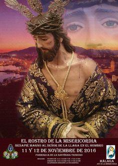 Rostro de la Misericordia 2016 (Málaga)