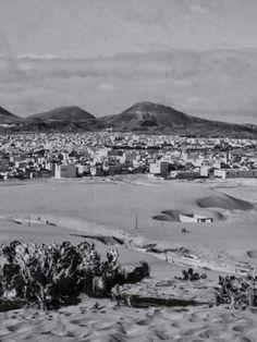LOS ARENALES GRAN CANARIA 1950