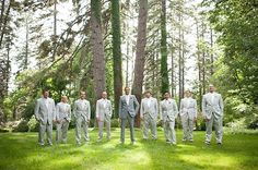A romantic, DIY wedding in California with a blush pink, grey and ivory colour palette. Fairytale wedding photos by Acres of Hope Photography Blush Pink Bridesmaids, Blush Pink Weddings, Gray Weddings, Outdoor Weddings, Blush And Grey Wedding, Grass Valley, Fairytale Weddings, Bridal Musings, Groom And Groomsmen