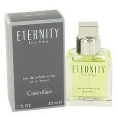 Eternity Eau De Toilette Spray By Calvin Klein
