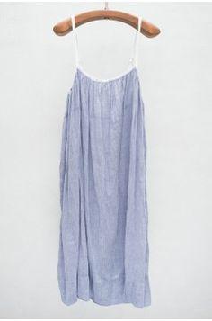 nili lotan Chambray Summer Dress via heist