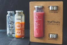 True Fruits Flaschenaufsätze