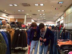 Gracias Guido! El mejor personal shopper que he conocido!