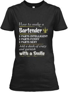 Bartender- Limited Edition