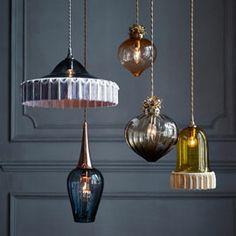 Rothschild & Bickers Tassle Lamp | Pendants | Pendants & Chandeliers | Lighting
