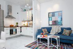 Nordhemsgatan Apartment by Alvhem Mäkleri & Interiör