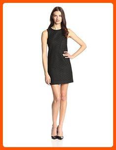 Theory Women's Gwideen Wool Eyelet Shift Dress, Black, 10 - All about women (*Amazon Partner-Link)