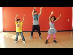 So fun!!!    Benjamin Allen is a dancer and a choreographer, working as a professional in Los Angeles for nearly a decade. Today, he has something special to share with all our loyal Perezitos readers: an EXCLUSIVE dance routine for you and your kids!    Check out the video (above) to watch Benjamin and his two super-terrific helpers, take you and y...