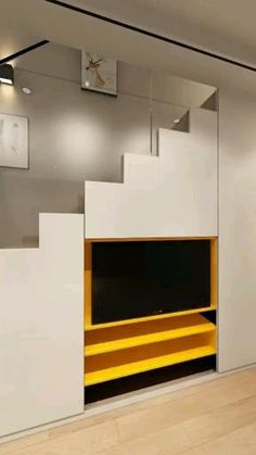 Smart Home Design, Small House Interior Design, Duplex House Design, Small Room Design, Tiny House Design, Apartment Design, Modern House Design, Modern House Facades, Modern Houses