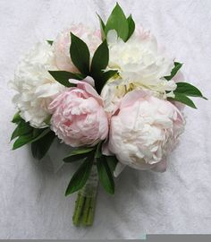 Peony Bouquet my favorite flowers