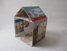 beautiful book that turns into a house illustrated by andrea tachezy