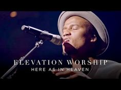 "Lyric video of ""O come to the Altar"" by Elevation Worship made for worship services."