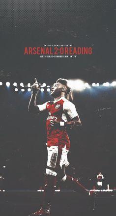 Arsenal 2-0 Reading Arsenal Football e56424919d1e