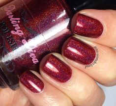 Darling Diva - The Grand Rite Holographic Nail Polish SW $6.00