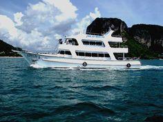 Scuba Diving in Ao Nang Thailand with KRABI NOI MARINE DIVE - Divers' Reviews