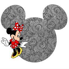 JillShari's disigns... Disney Mickey Ears, Mickey Mouse Head, Disney Frames, Mickey Mouse Pictures, Autograph Book Disney, Disney Printables, Disney Fairies, Disney Diy, Disney Stuff