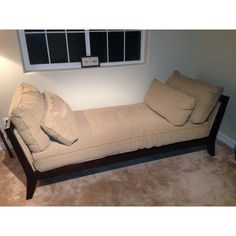 Image Of McCreary Modern Contemporary Chaise Sofa Day Bed