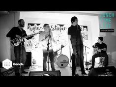 The Naughtys perform live at the Bench Self Made Gallery