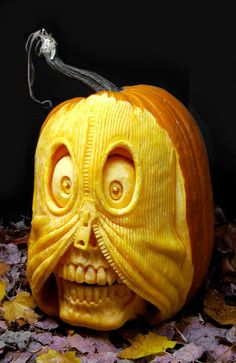 Ghoulishly grand carved pumpkins - Slideshows and Picture Stories - TODAY.com