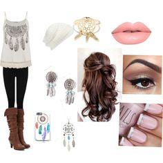 Cute dream catcher outfit