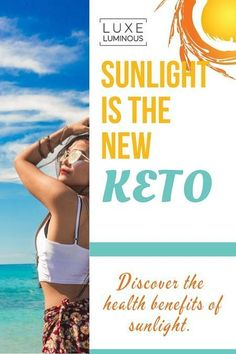 A look at the health benefits of sunlight and suntanning. In this article, we take a deep dive into the science of sunlight, and the new data that is changing researchers' understanding of how sunlight reacts with human skin. It's time to head back into Benefits Of Tanning, Sun Tanning Tips, Spray Tan Tips, Tanning Quotes, Healthy Lifestyle Motivation, Broad Spectrum Sunscreen, Natural Tan, Light Therapy, Health Benefits