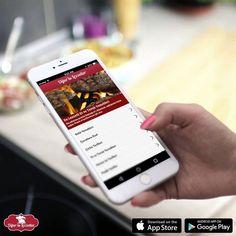 """Lezzetli ve pratik yemek tariflerinin hepsi bir """"tık"""" uzağınızda ⬅️ #iOS veya #Android işletim sistemli telefonunuz ile uyumlu mobil uygulamamızı indirin, tariflerinize lezzet katın. Üstelik sürprizlerden ve yeniliklerden de anında haberdar olun."""