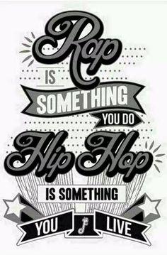 Hip Hop you live