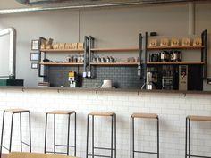 Kaper Design; Restaurant & Hospitality Design Inspiration: Local Favorite; Big Shoulders Coffee