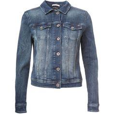 Hilfiger Denim - MELINDA - Weste - tommy black | Outerwear | Pinterest | Hilfiger  denim and Black