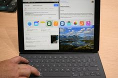 Hands on: Apple iPad Pro