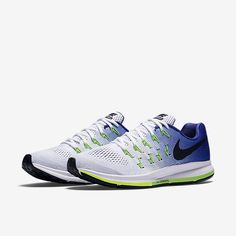 b58c0ef9dfcd Nike Zoom Pegasus I just bought these because I couldn t resist this  beautiful design and colorway. And the full length Zoom Air sole is super  comfortable.
