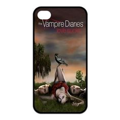 Mystic Zone The Vampire Diaries iPhone 4 Case for iPhone 4/4S