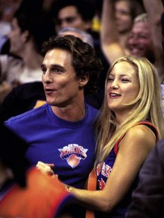 How To Lose A Guy In 10 Days, Kate Hudson, Matthew Mcconaughey. Romantic Comedy Movies, Romance Movies, Iconic Movies, Good Movies, Matthew Mcconaughey Young, Kate Hudson Matthew Mcconaughey, Dazed And Confused Movie, Movie Couples, Chick Flicks
