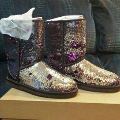 Ugg boot Sparkle original uggs UGG Shoes Winter & Rain Boots