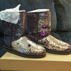 Ugg boot Sparkle original uggs UGG Shoes Winter & Rain Boots